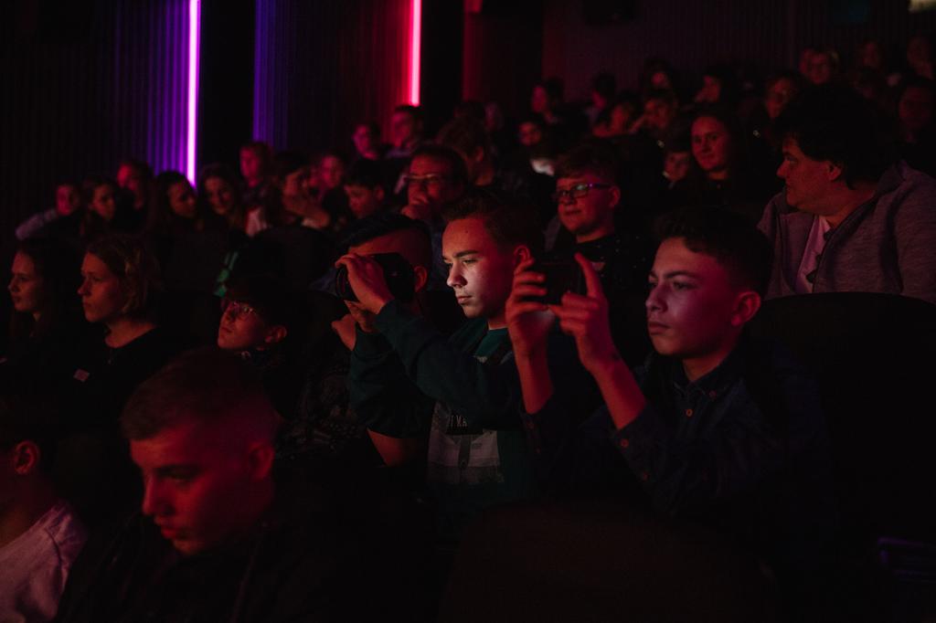 Unzensiert-Wettbewerb der Jungen Presse Niedersachsen Preisverleihung Kino im Künstlerhaus 20.02.2019