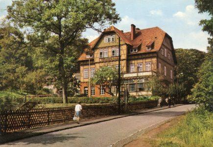 Das Waldhaus in Bad Salzdetfurth